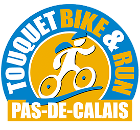 logo du touquet bike and run, évènement sportif organisé par KBO